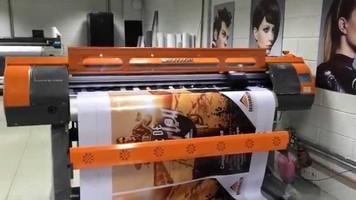 Impressora digital gráfica