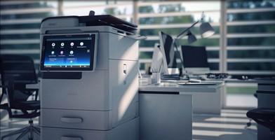 Locadora de impressoras