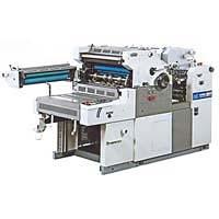 Impressora offset mono e bicolor