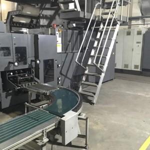 Impressora offset para jornais