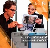 Outsourcing de impressoras