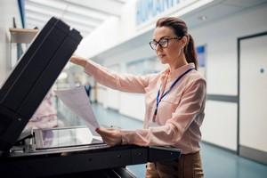 Serviços de impressão outsourcing