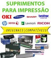 Toner para impressora HP