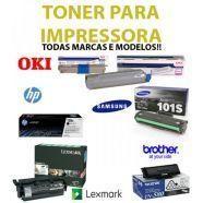 Toner impressora preço